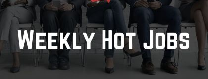 Weekly Hot Jobs List (November 18, 2019)