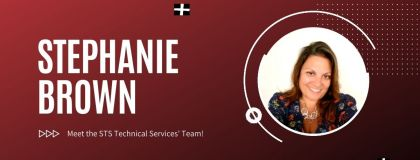 Welcoming Stephanie Brown to the STS Technical Services' Family