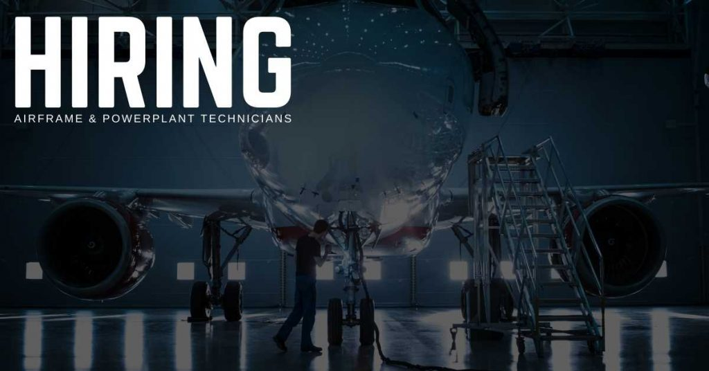 Airframe & Powerplant Technician Jobs in Rockford, Illinois