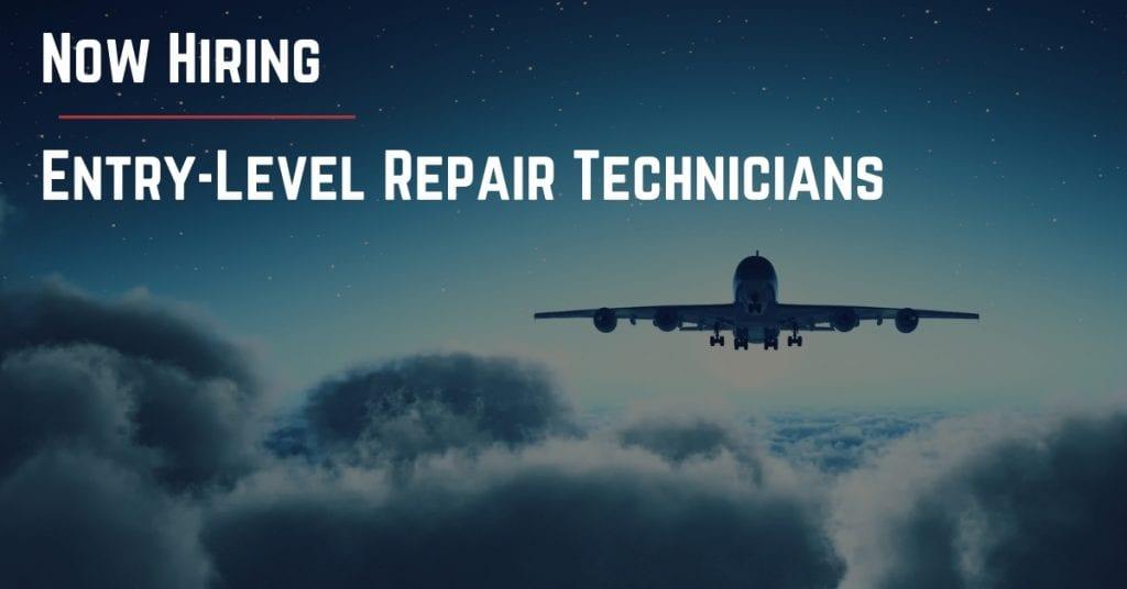 Entry Level Repair Technicians