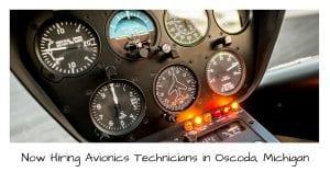 Avionics Technicians Oscoda MI