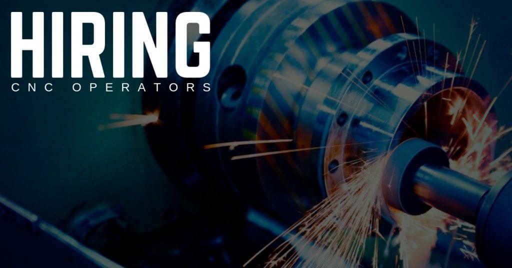 CNC Operator Jobs