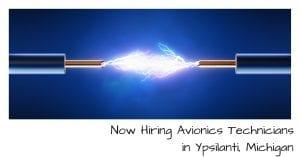 Avionics Technicians Ypsilanti MI