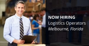 Logistics Operators Melbourne FL