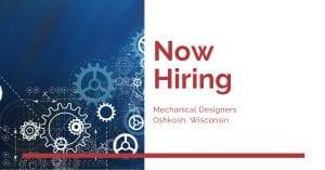 Mechanical Designers Oshkosh WI