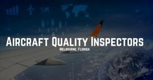Aircraft Quality Inspector Jobs