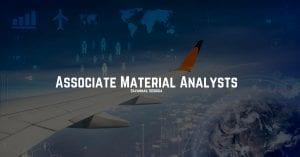 Associate Material Analysts