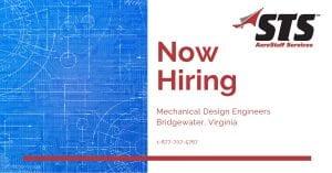 Mechanical Design Engineers Bridgewater Virginia STSES