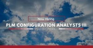 PLM Configuration Analysts III