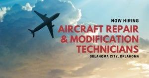 AIRCRAFT REPAIR MODIFICATION TECHNICIANS