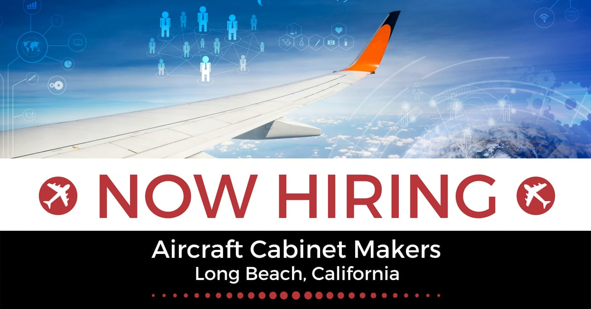 Aircraft-Cabinet-Maker-Jobs - STS Technical Services