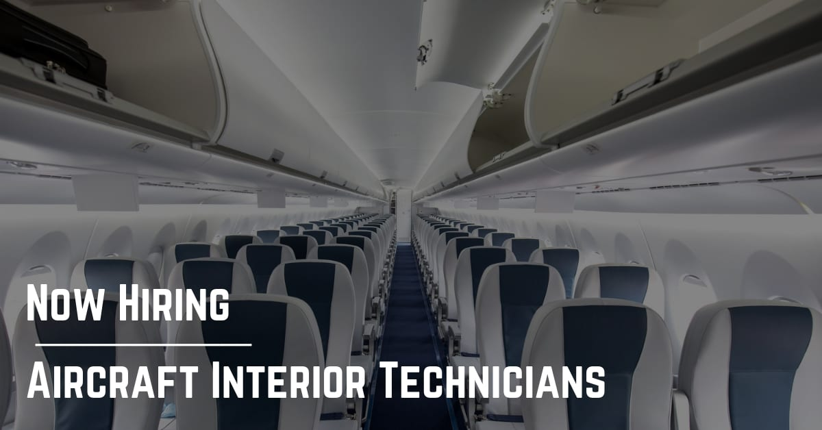 Aircraft Interior Technician Jobs