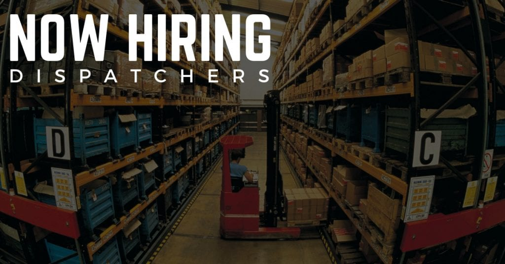 Dispatcher Jobs in Dallas