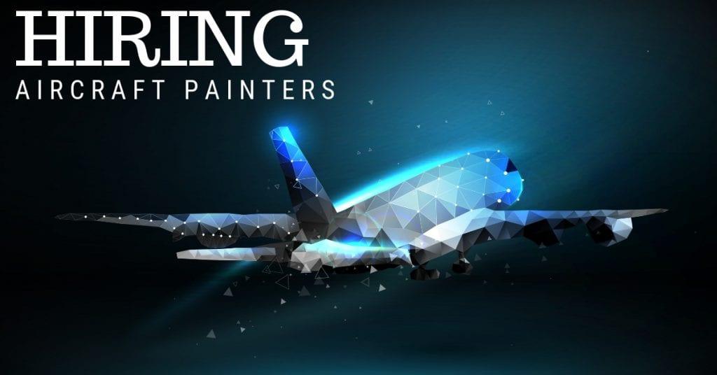 Hiring Aircraft Painters in Georgia