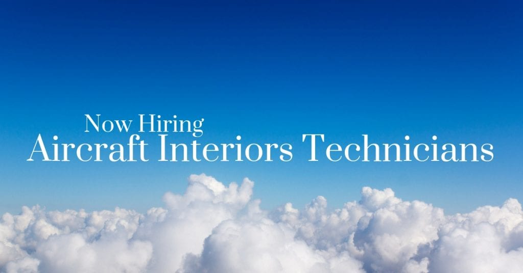 Aircraft Interiors Technician Jobs