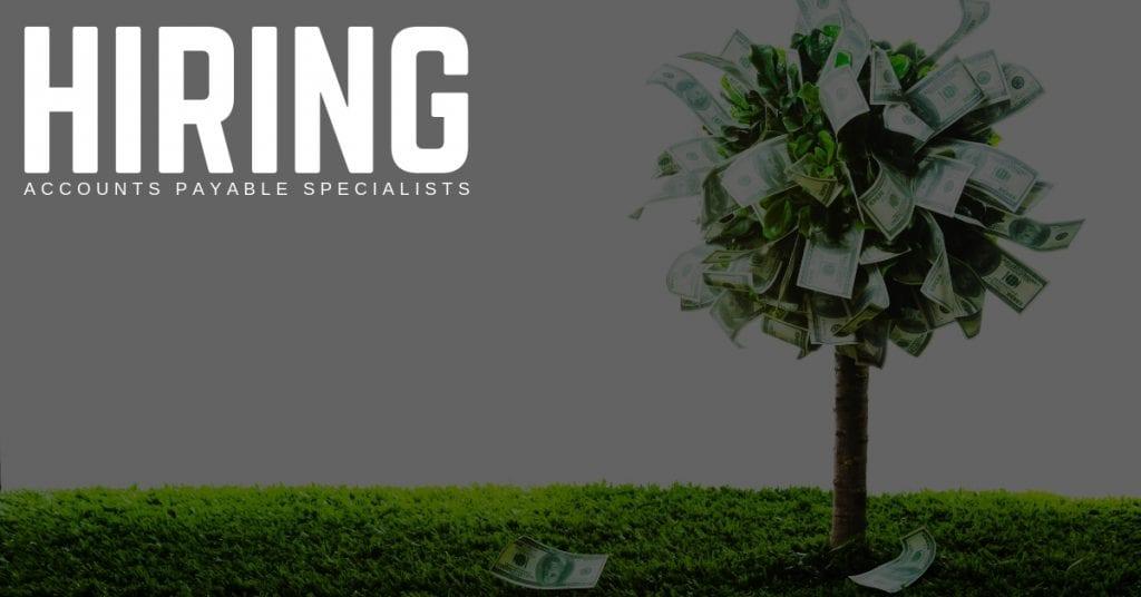 Accounts Payable Specialist Jobs