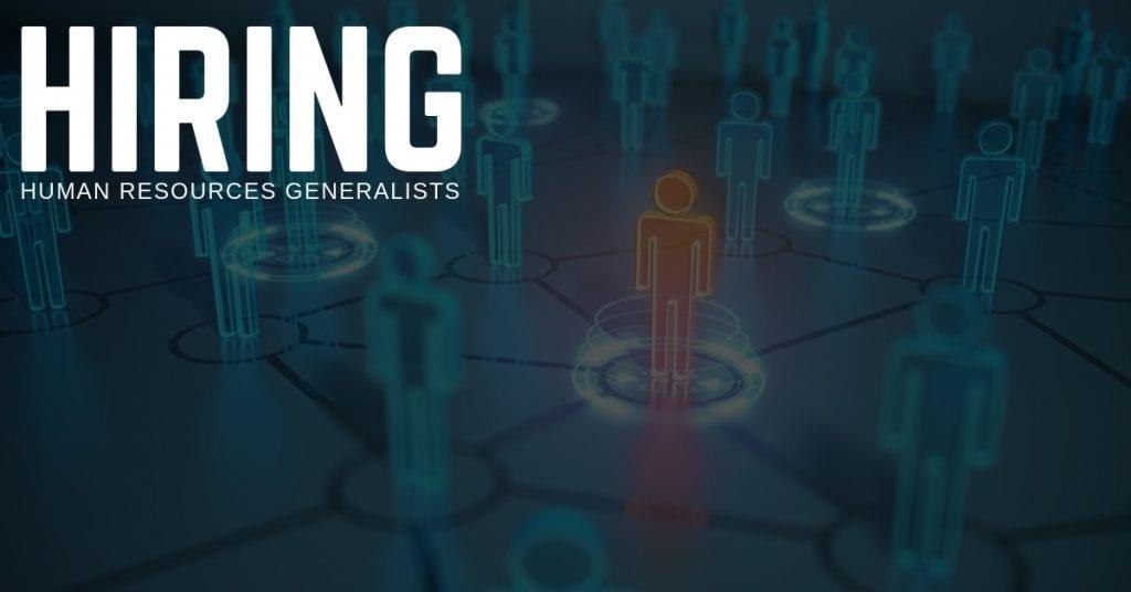 Human Resources Generalist Jobs