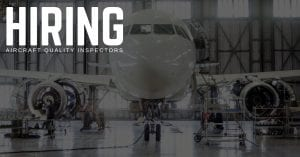 Aircraft Quality Inspector Jobs 1