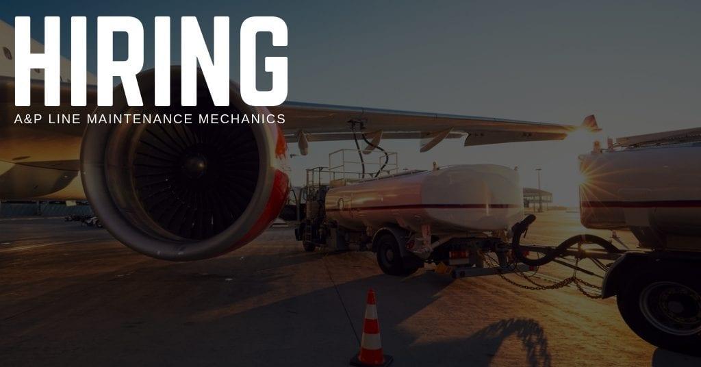 AP Line Maintenance Mechanic Jobs 3