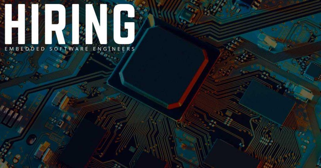 Embedded Software Engineers Jobs
