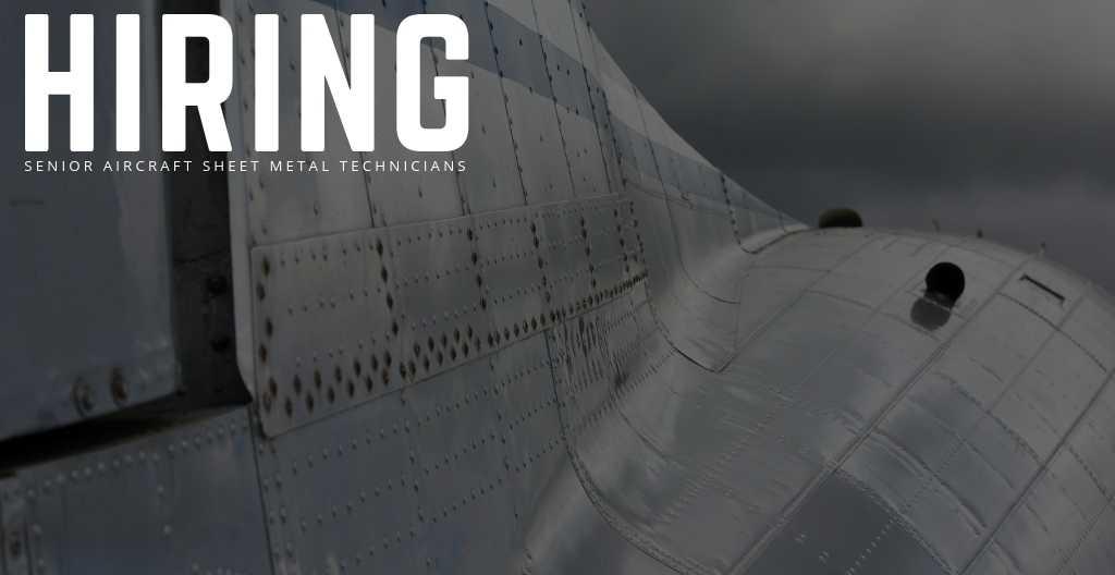 Senior Aircraft Sheet Metal Technicians Jobs