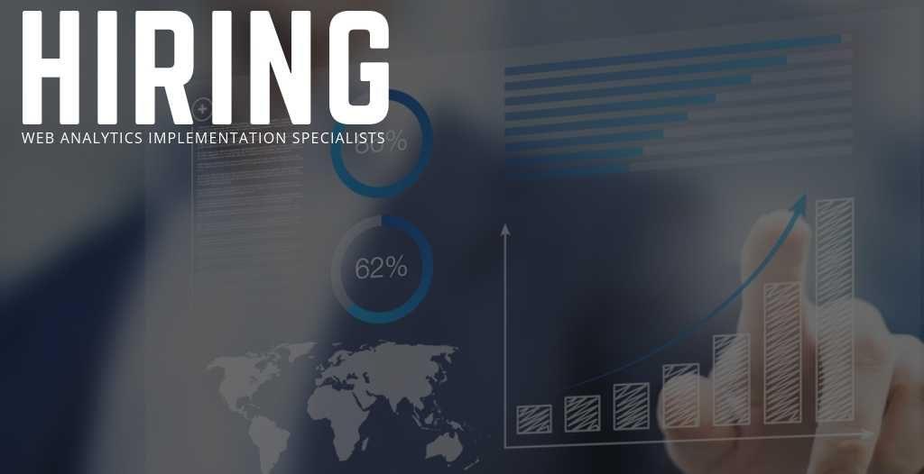 Web Analytics Implementation Specialists Jobs
