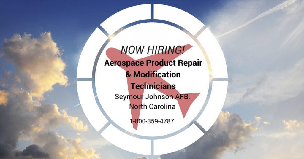 Aerospace Product Repair Modification Technicians Seymour Johnson AFB North Carolina STSAS 1024x536 1