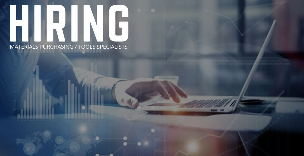 Materials Purchasing Tools Specialist Jobs