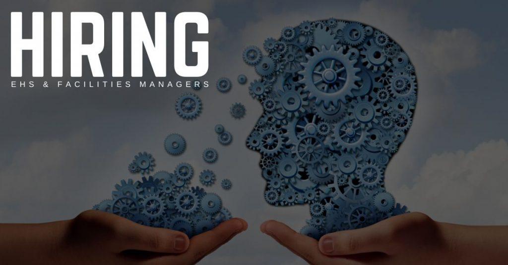 EHS Facilities Manager Jobs