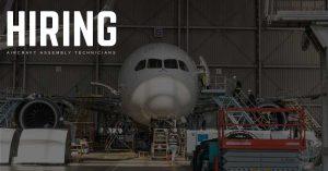 Aircraft Assembly Technicians Jobs