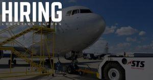 Logistics Clerk Jobs, STS Mod Center
