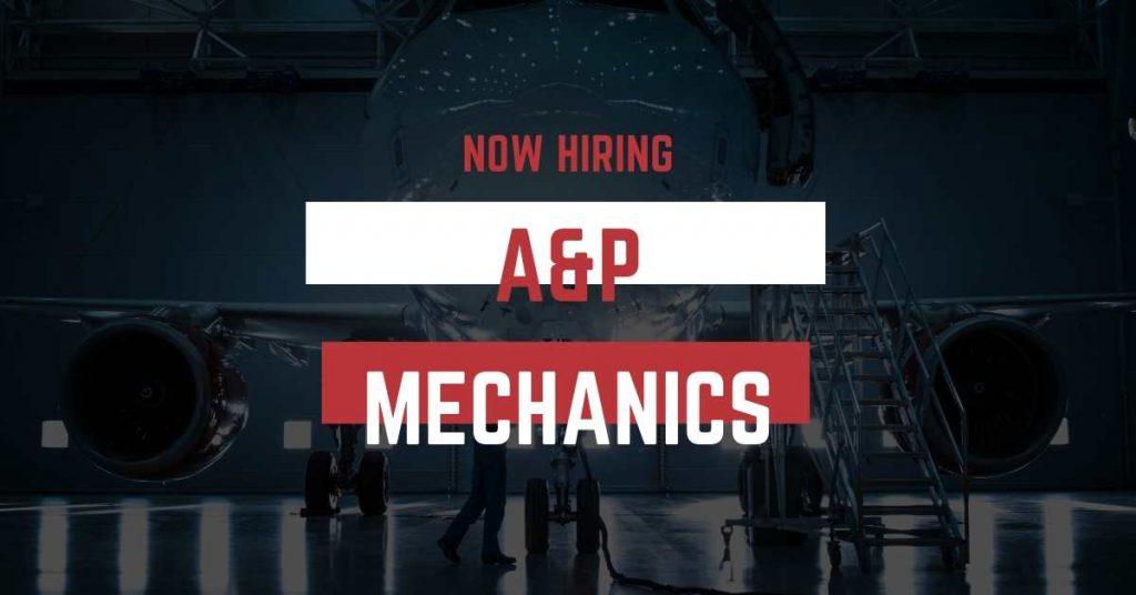 Airframe & Powerplant Mechanic Jobs in Brookshire, Texas