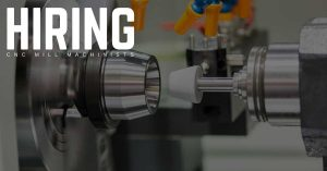 CNC Mill Machinist Jobs in Lansing