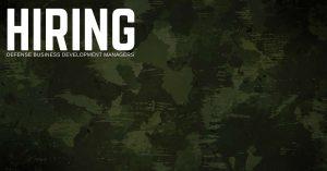 Defense Business Development Manager Jobs