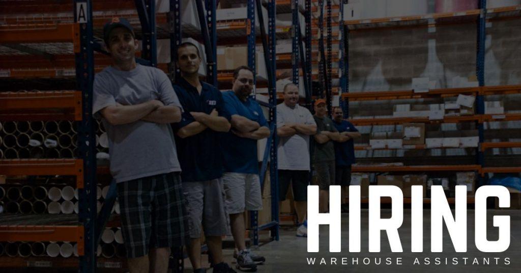 Warehouse Assistant Jobs in Atlanta