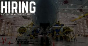 A&P Flight Mechanic Trainee Jobs in Michigan