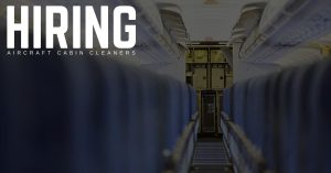 Aircraft Cabin Cleaner Jobs in Iowa