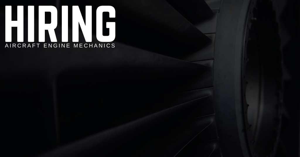 Aircraft Engine Mechanic Jobs in Michigan