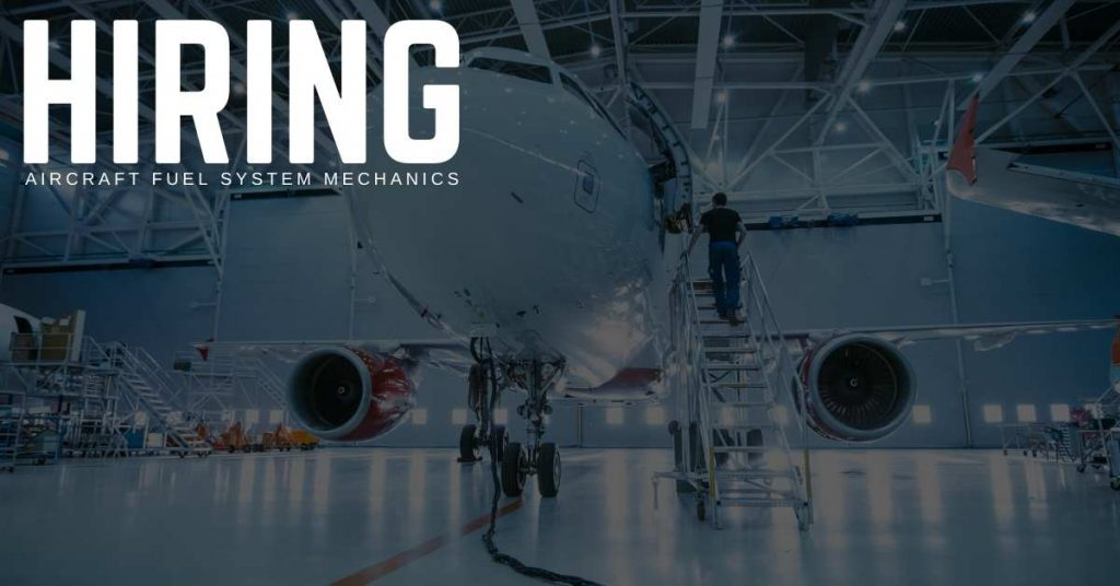 Aircraft Fuel System Mechanic Jobs in Oscoda