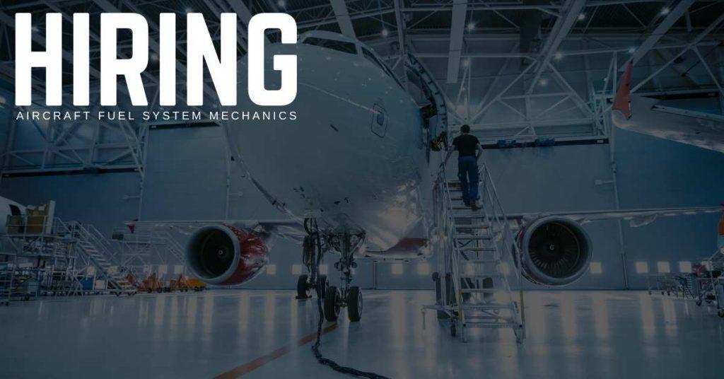 Aircraft Fuel System Mechanic Jobs in Oscoda