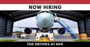 Copy of Tug Driver Jobs At BHX