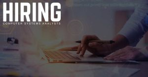 Computer Systems Analyst Jobs in Maryland