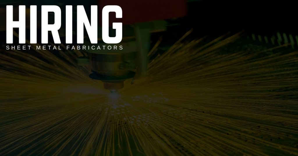 Sheet Metal Fabricator Jobs in Michigan