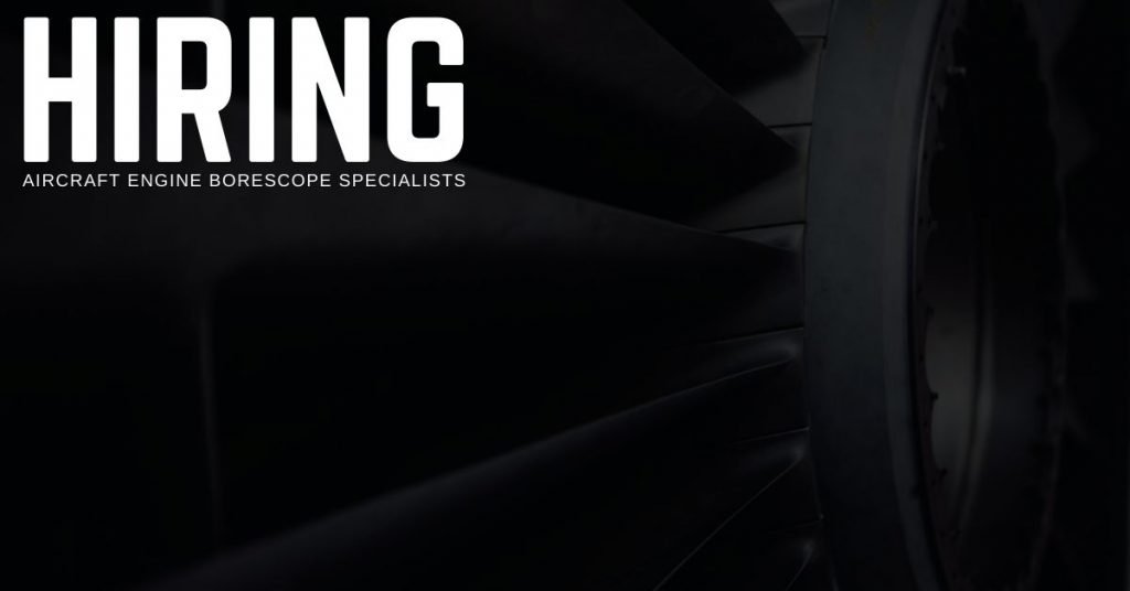 Aircraft Engine Borescope Specialist Jobs in Birmingham, England