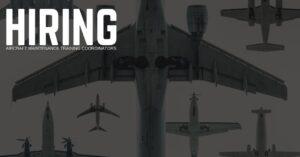 Aircraft Maintenance Training Coordinator Jobs