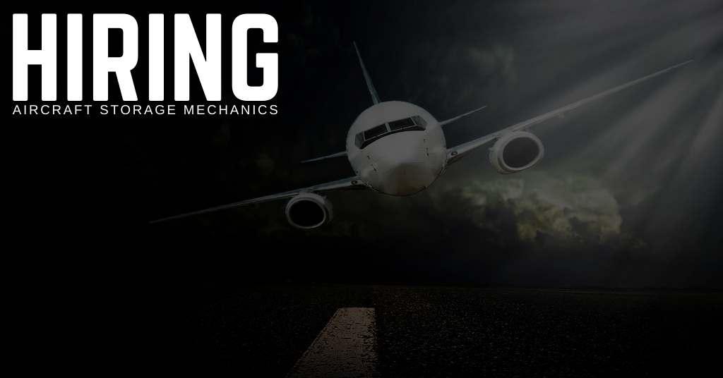 Aircraft Storage Mechanic Jobs in Oscoda, Michigan