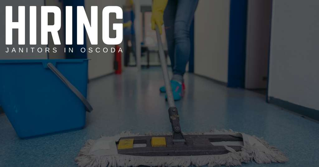Janitor Jobs in Oscoda, Michigan