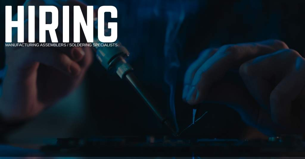 Manufacturing Assemblers _ Soldering Specialist Jobs in Dallas