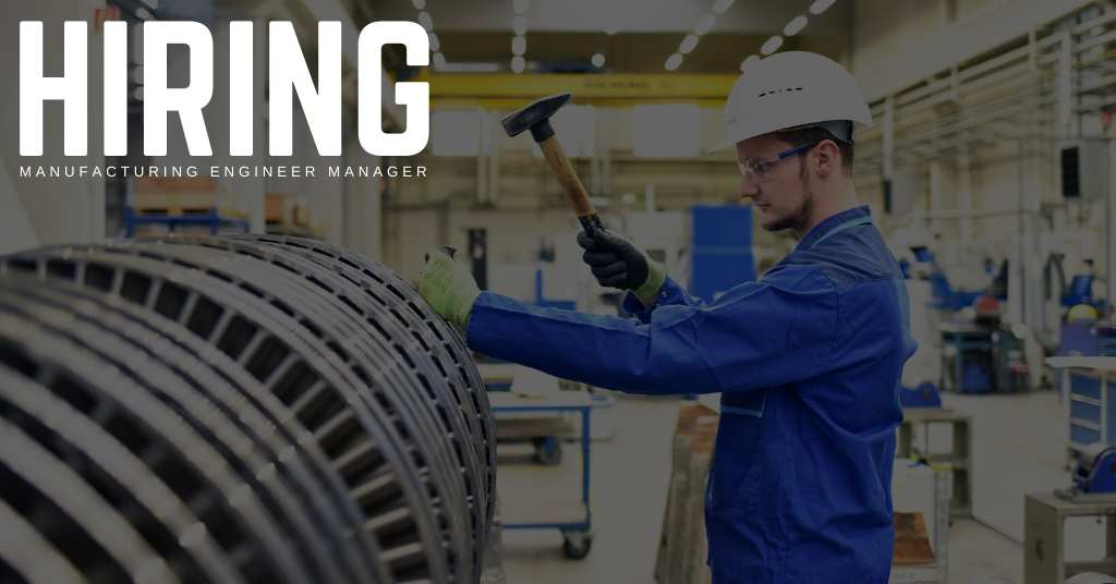 Manufacturing Engineer Manager Jobs in Mississippi