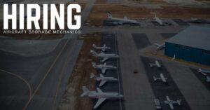Aircraft Storage Mechanic Jobs in Arizona